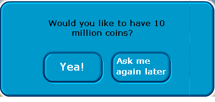 10 million coins???