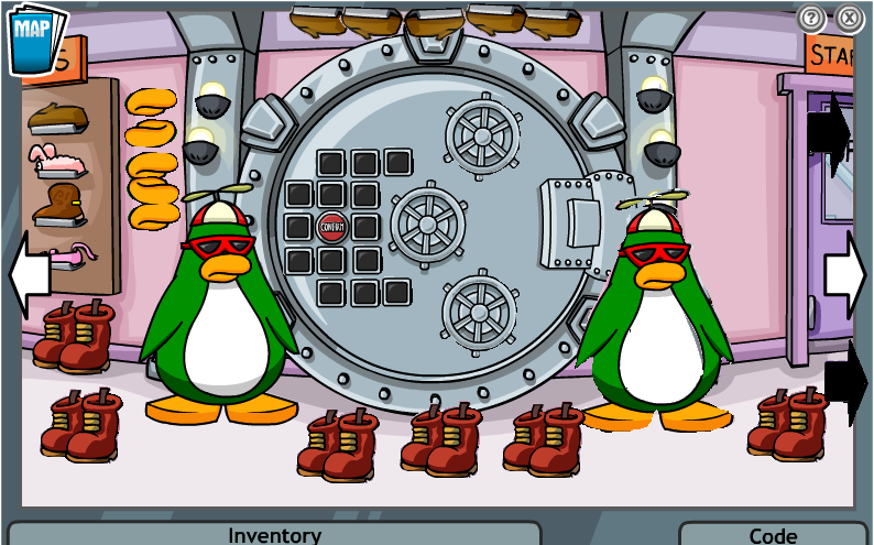 how to join club penguin secret agent